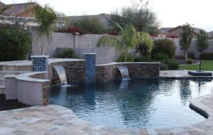 Designed Pool